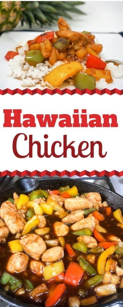 Hawaiian Chicken