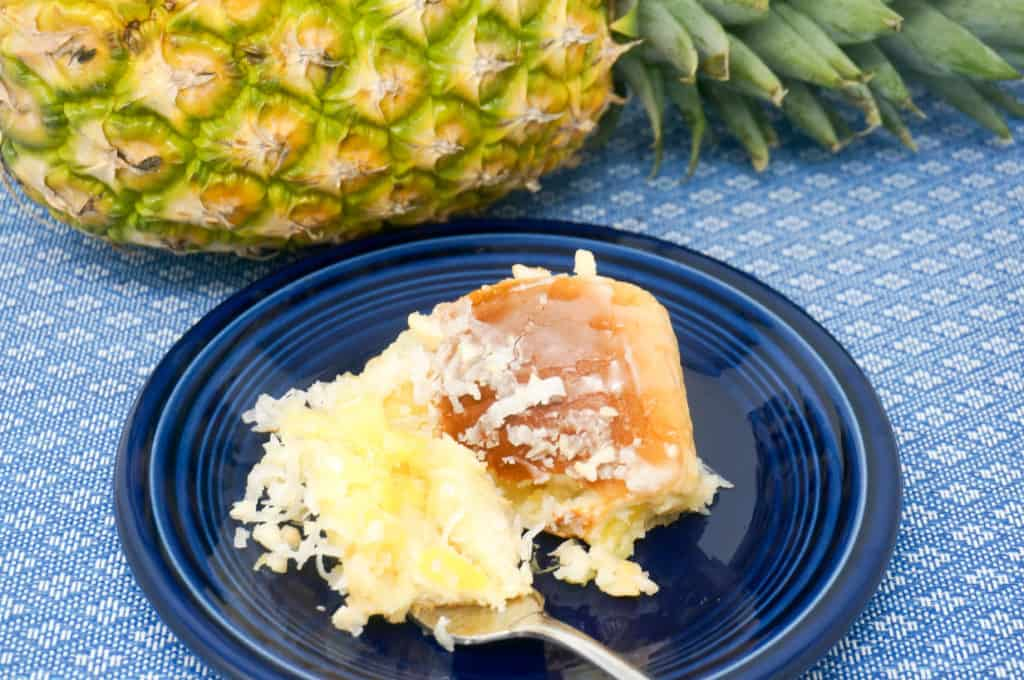 Sweet Rolls Hawaiian