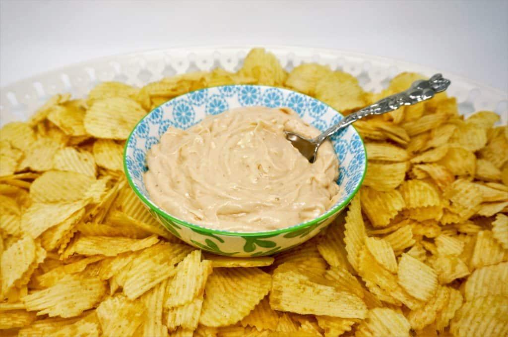 BBQ Chip Dip
