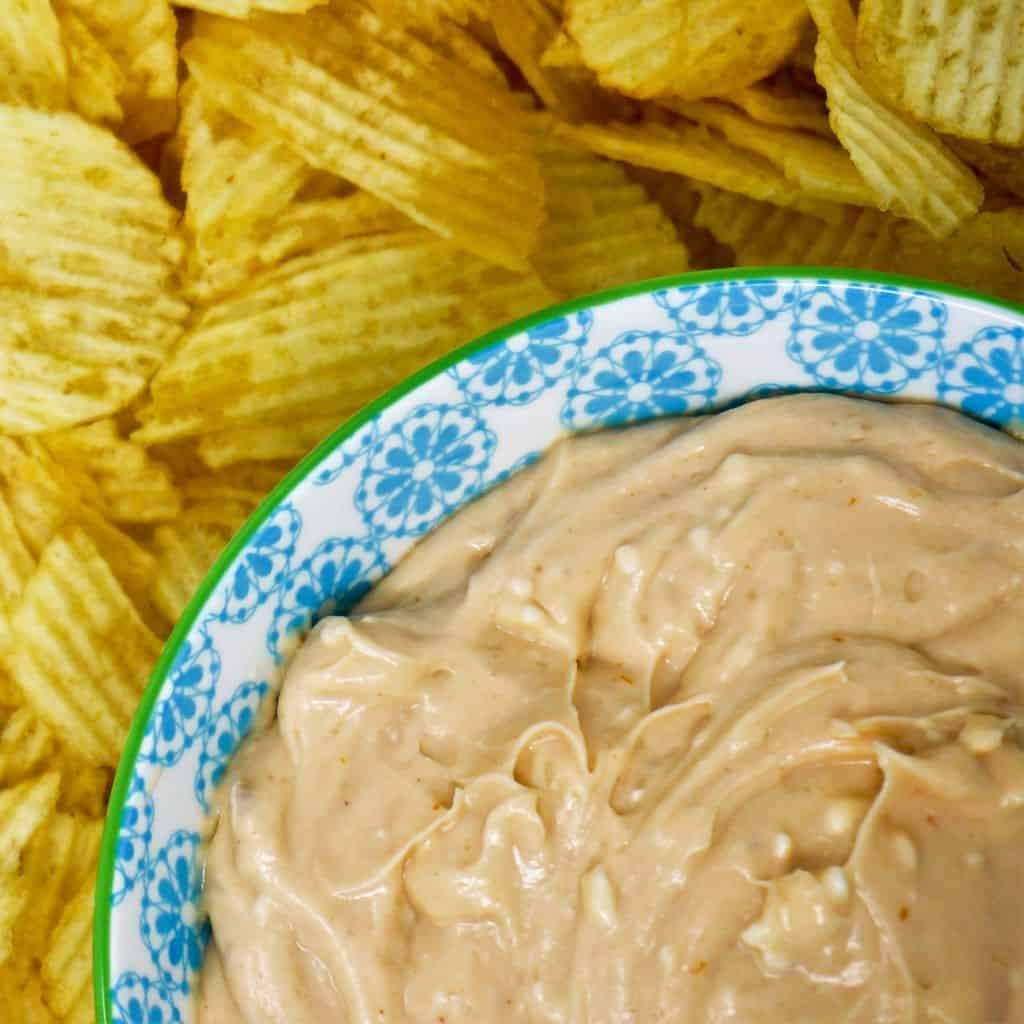 Barbecue Chip Dip