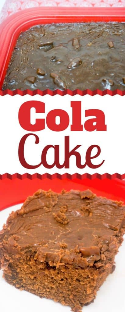 Cola Cake