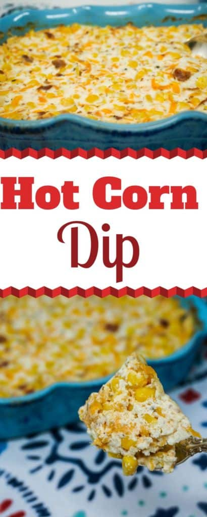 Hot Corn Dip