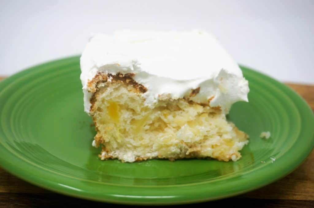 Pineapple Angel Cake