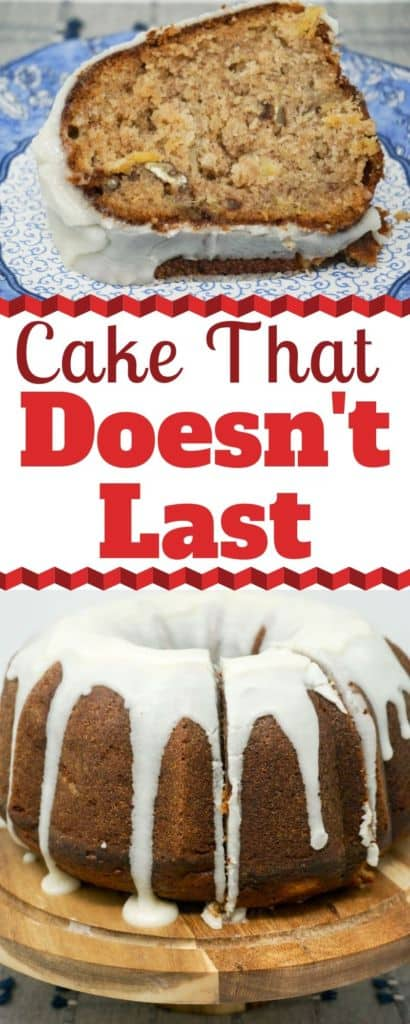 Cake That Doesnt Last
