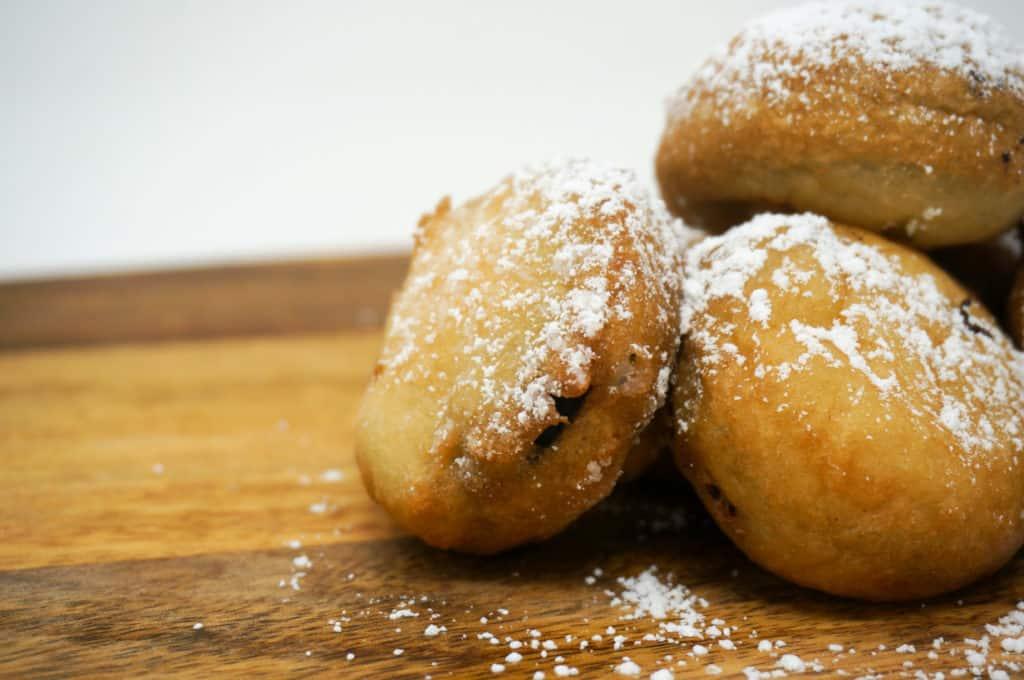 Deep-Fried Oreo Cookies