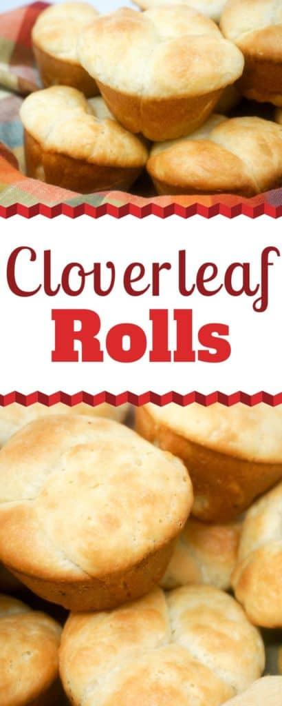 Cloverleaf Rolls Recipe