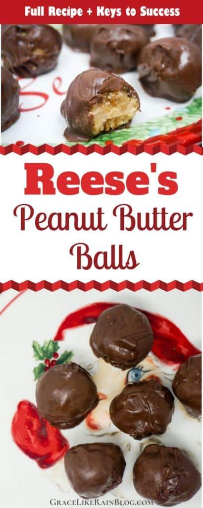 Reese's Peanut Butter Balls