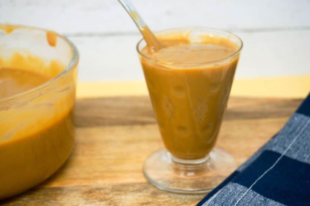 Instant Pot Caramel Sauce
