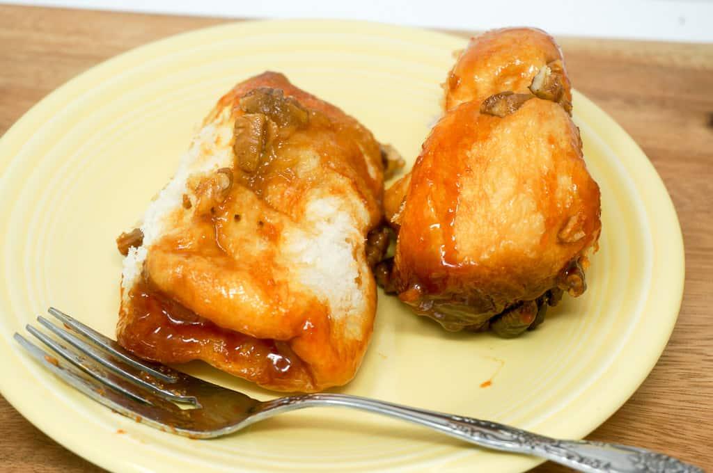 Paula Deen's Butterscotch Pull-Apart Bread
