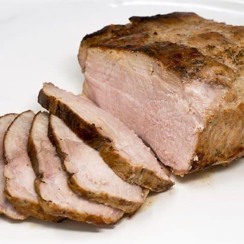 Sous Vide Pork Loin Roast