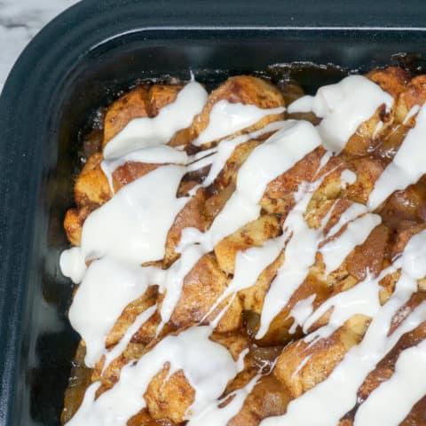 Easy Apple Cinnamon Breakfast