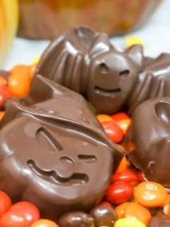 Reeses Peanut Butter Pumpkins
