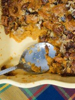 pumpkin crunch cake recipe
