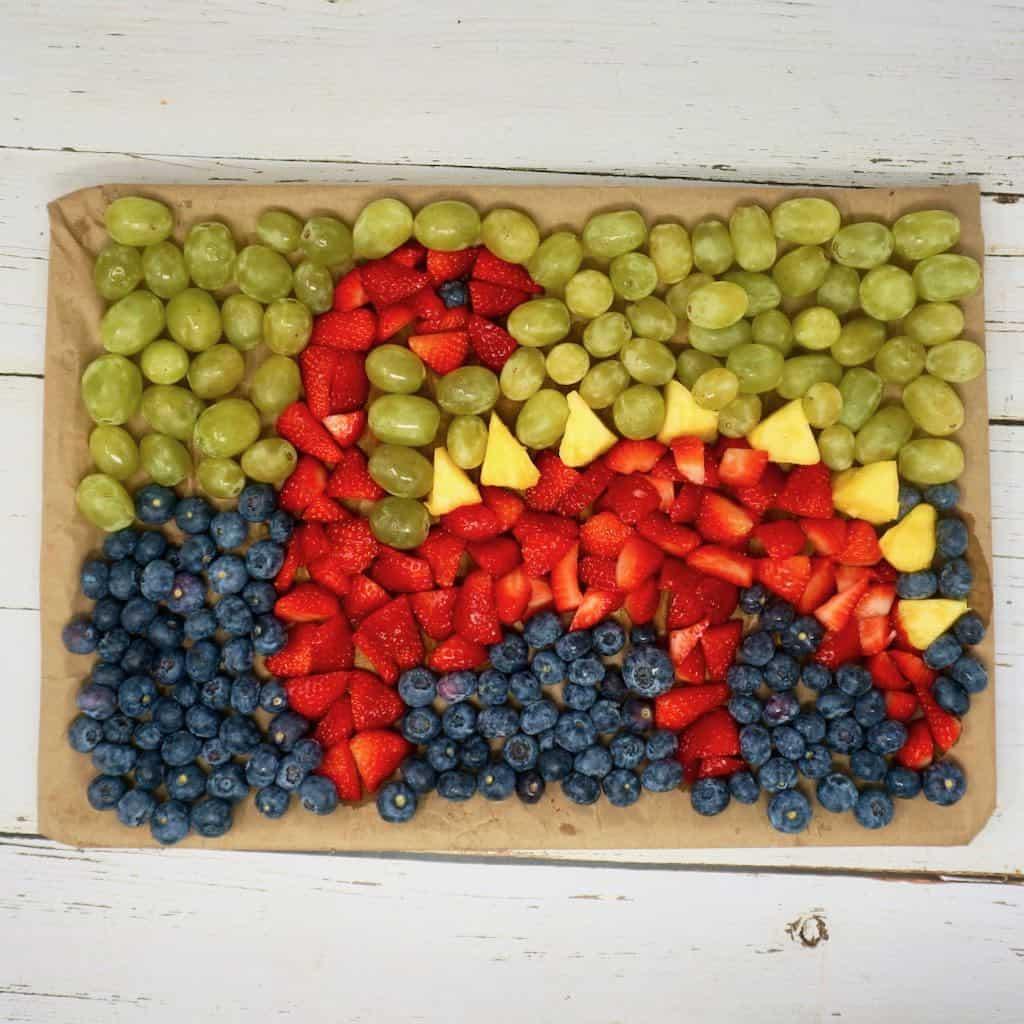 Dinosaur Fruit Tray