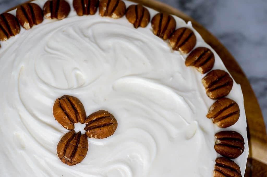 Hummingbird Cake from scratch
