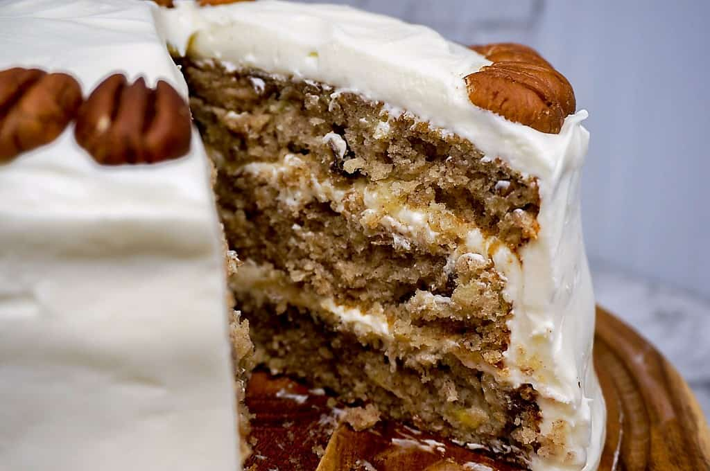 hummingbird cake from southern living
