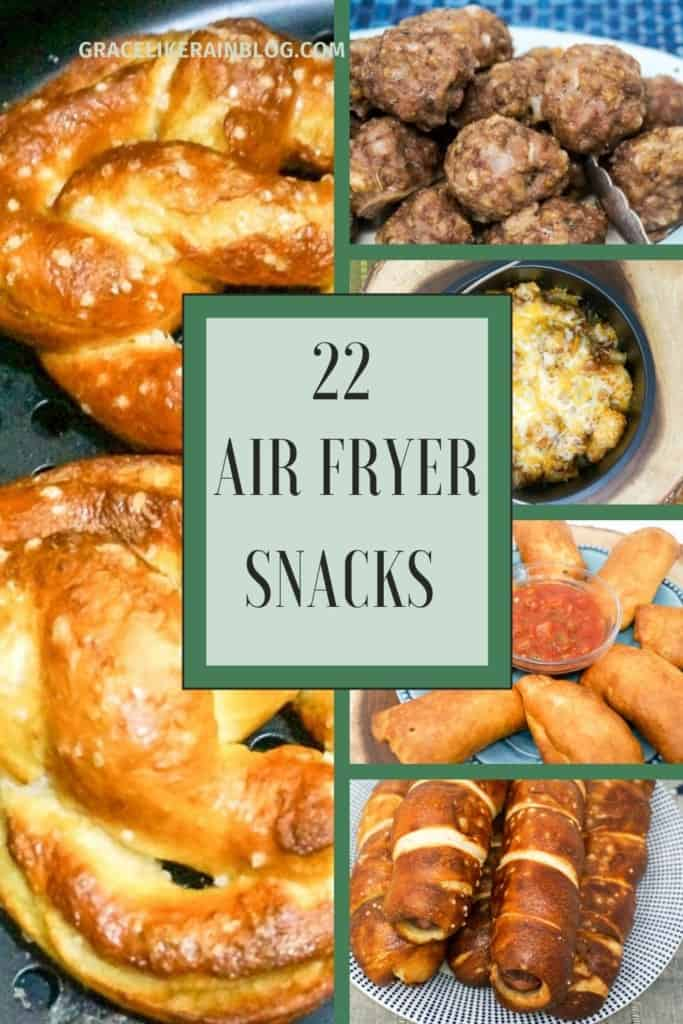 AIr Fryer Snack Recipes