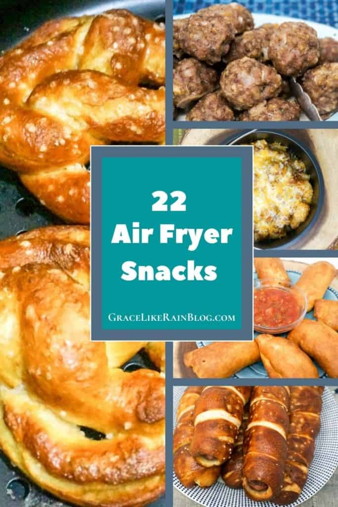 Air Fryer Snack Recipes to Try
