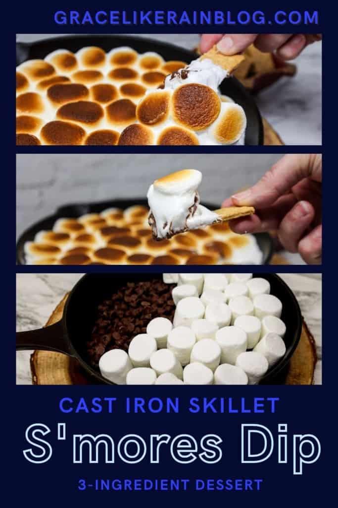 Skillet S'mores Dessert