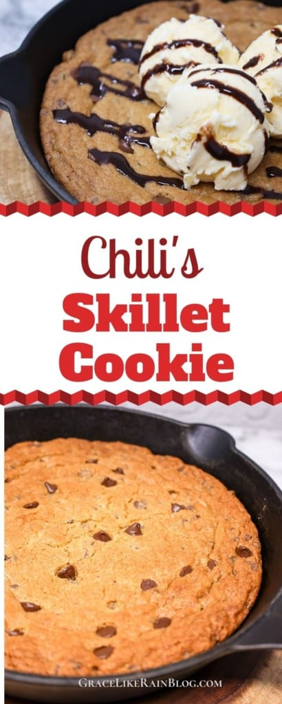 Chili's Skillet Cookie