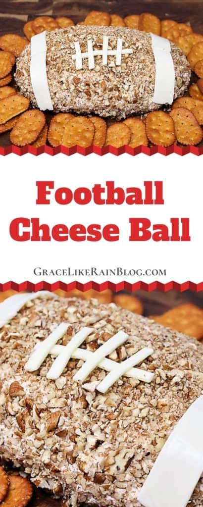 Football Cheese Ball
