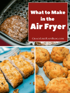 What to Make in the Air Fryer