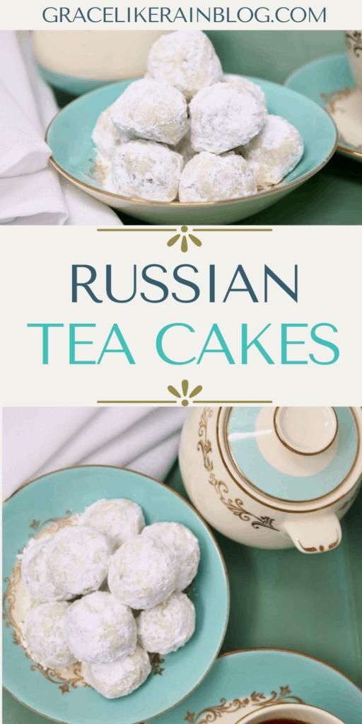 Russian Tea Cakes Recipe