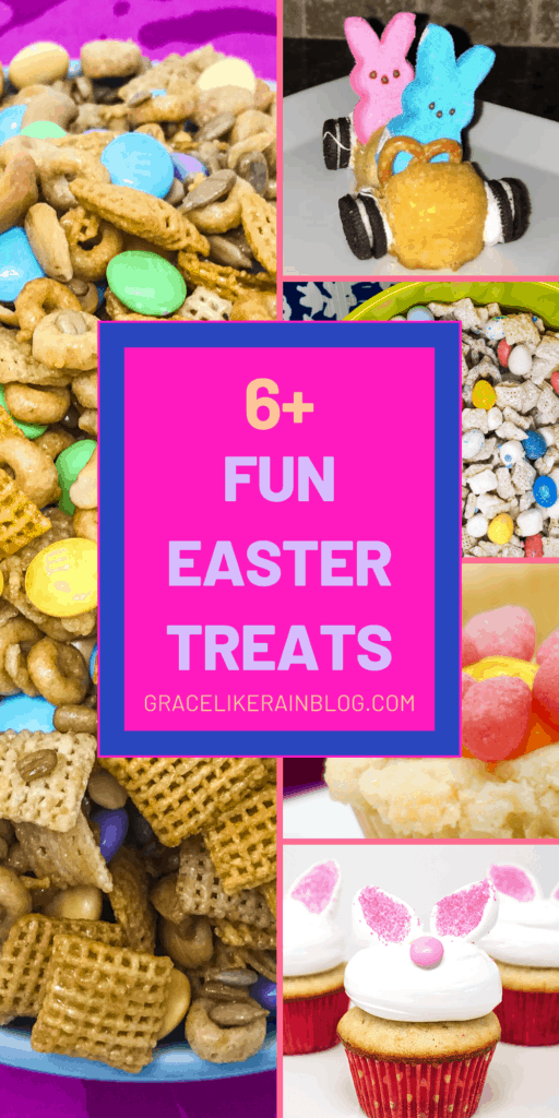 Fun Easter Treats for Kids
