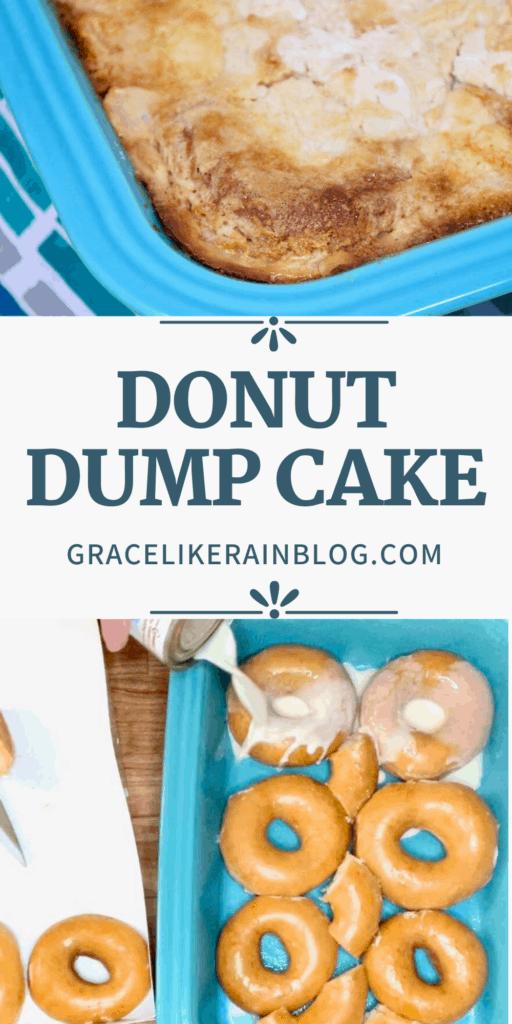 Tik Tok Donut Casserole Recipe