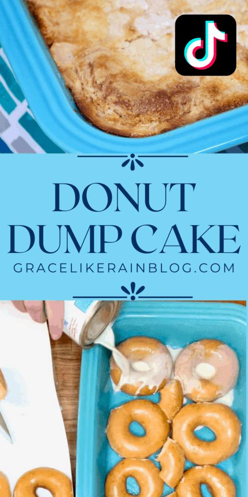 Donut Dump Cake Recipe