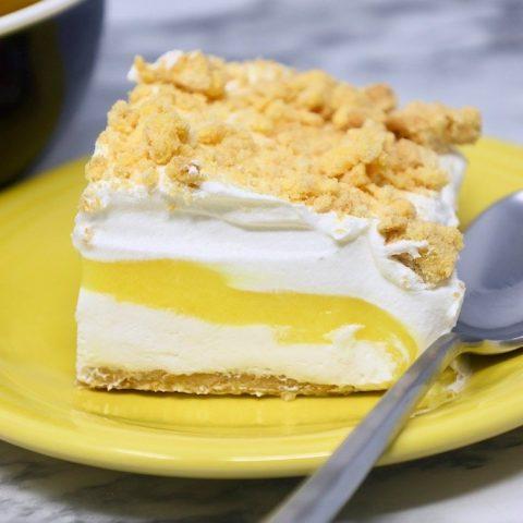 Pucker Up Lemon Delight
