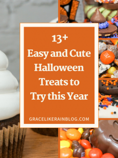 13 Cute and Easy Halloween Treats to Try this Year