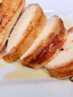 Traeger Grill Bacon Wrapped Chicken Breast