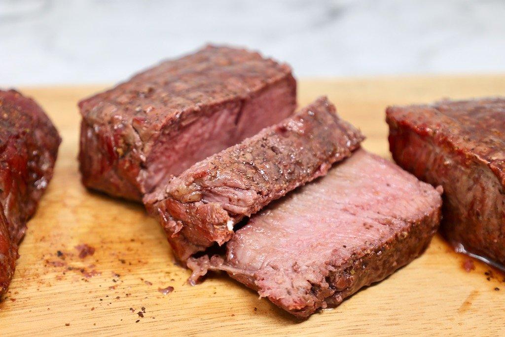Traeger Grill Sirloin Steak