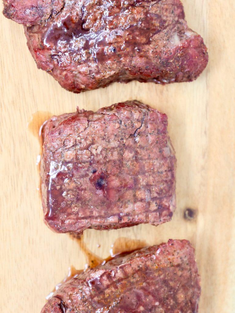 Traeger Grill Top Sirloin Steak